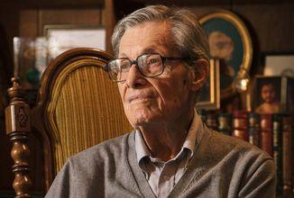Ve věku 97 let zemřel legendární sci-fi spisovatel James Edwin Gunn