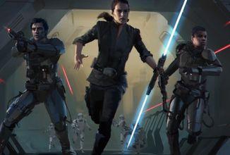 Unikly další obrazové koncepty Star Wars: Duel of the Fates