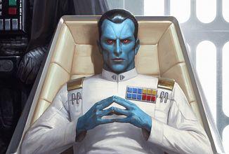 Spekuluje se o hraném Star Wars seriálu o Velkoadmirálovi Thrawnovi