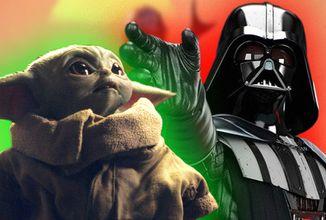 Darth Vader už nie je najpopulárnejšou postavou Star Wars. Prekonal ho Baby Yoda