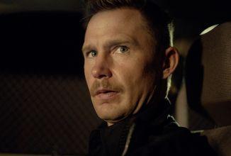 Brian Geraghty jako rasistický policista ve filmu Blindfire