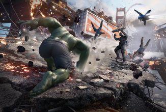 O víkendu si všichni mohou vyzkoušet Marvel's Avengers