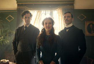 Enola Holmes vo videu zo zákulisia