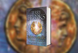 Fantasy román Ztracené elfeíny otevírá novou sérii od Terryho Brookse s názvem Shannarův temný odkaz