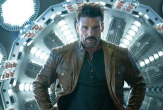 Videoherní podívanou s časovou smyčkou nabídne akční sci-fi Boss Level mířící na kartu Hulu