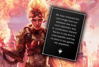 Magic the Gathering zakázal sedem kariet kvôli rasistickým obrázkom