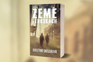 Český postapo román Město v oblacích se letos dočká pokračování