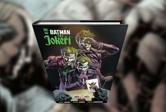 Zajímavý komiks Batman: Tři Jokeři míří na český trh
