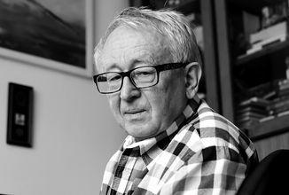 Umrel Václav Šorel, modelár, pilot, spisovateľ a komiksový autor