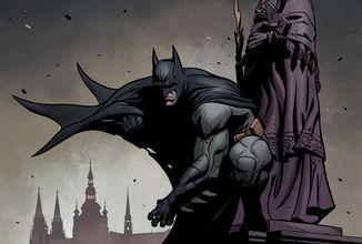 Batmana v nové povídkové antologii píšou a kreslí Češi!