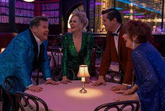Hollywoodské hvězdy letos v prosinci čeká kolosální večírek, muzikál The Prom má oficiální teaser