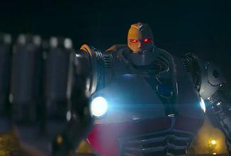 Robot S.T.R.I.P.E. sa ukazuje v ďalšom promo videu na Stargirl