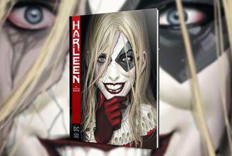 Vznik superpadoušky Harley Quinn podle komiksového autora Stjepana Šejiće