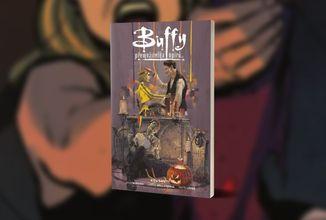 Buffy stojí před těžkým rozhodnutím v druhém svazku komiksové série Buffy, přemožitelka upírů