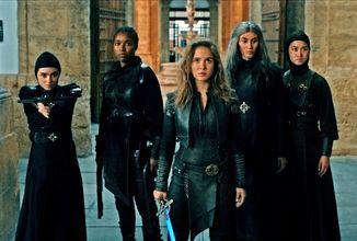 Seriál Warrior Nun konečne potvrdil druhú sériu