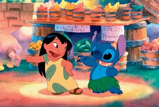 Live-action remake Lilo a Stitch poputuje na Disney+