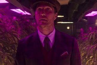 Matthew McConaughey je marihuanovým kráľom v temnej komédií Gentlemani