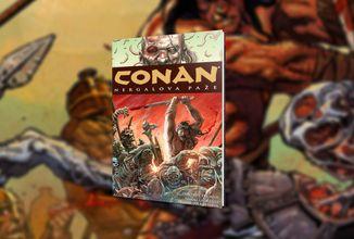 Barbar Conan v šestém díle komiksové adaptace od Timothyho Trumana s podtitulem Nergalova paže