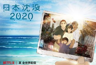 Japonsko pod vodou v novém anime na Netflixu