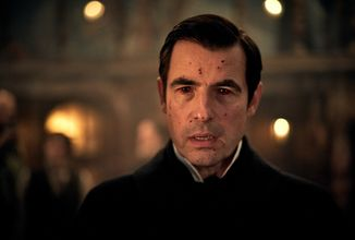 Dracula pije krev spíše divákovi, než jiným postávam