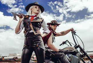 Českí a slovenskí cosplayeri dali dokopy Don't rush challenge video