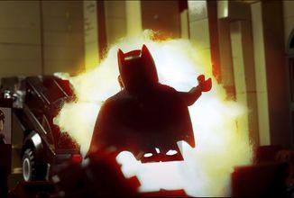 Nový LEGO Batman je poriadne temný v nečakanom fan traileri