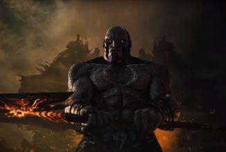 Trailer pro Snyderovu verzi Justice League unikl předčasně