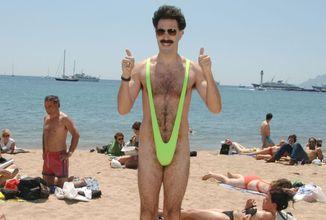 Robin neumiera, Borat sa vracia a Leví kráľ tiež