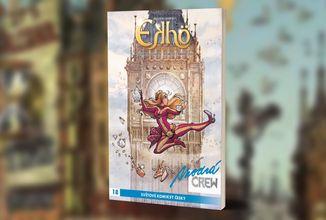 Akční komiksová série Ekhö, zrcadlový svět ještě neřekla dost!