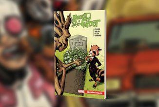 Druhý a zároveň poslední svazek z komiksové série Rocket a Groot