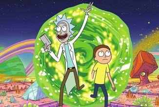Rick a Morty sú späť!