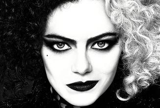 Cruella v podání Emmy Stone se ukazuje v novém traileru