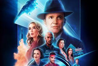 Posledná séria Agentov S.H.I.E.L.D. na novom plagáte a v krátkom teaseri