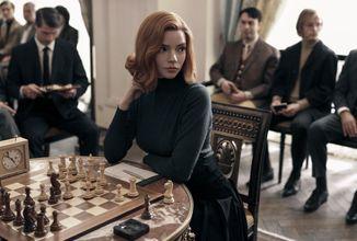 Miniséria The Queen's Gambit bude o šachovej šampiónke na drogách