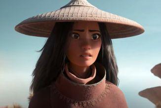Raya and the Last Dragon se inspiruje asijskými filmy o bojovém umění
