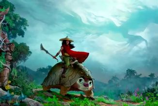 Disney pripravuje nádherný animák Raya and the Last Dragon
