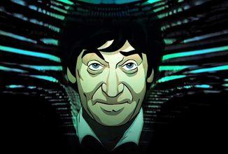 Druhý Doktor konečne vo farbe? Ukážka animovanej epizódy nevyzerá práve vábne