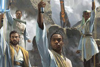 Startuje druhá vlna knih a komiksů Star Wars: Vrcholné Republiky