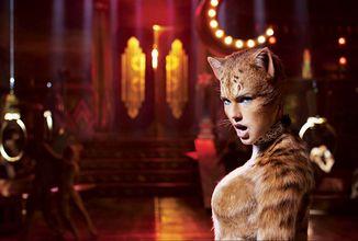 Zlatým malinám 2020 kraľuje komediálny muzikál Cats