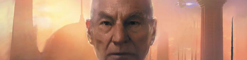 Objavili sa prvé ukážky z komiksu Countdown, ktorý mapuje udalosti vedúce k Star Trek Picard