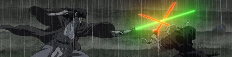 Série Star Wars: Visions spojuje Hvězdné války a anime