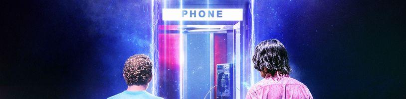 Bill & Ted Face the Music s Keanu Reevsem má konečně trailer