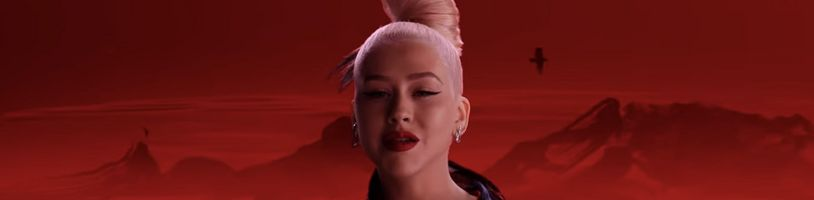 Christina Aguilera naspievala novú pesničku k filmu Mulan
