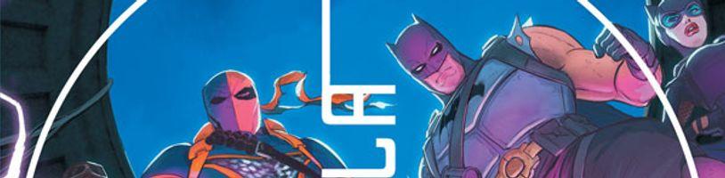 Batman/Fortnite dostane pokračování a hvězdného scenáristu