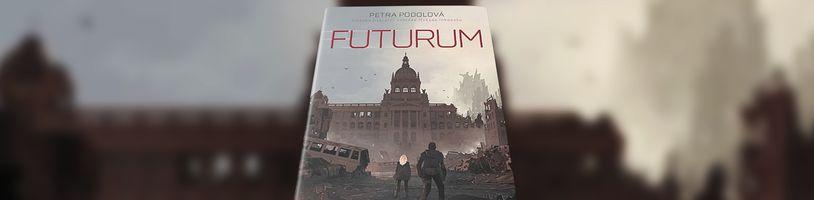 Vize postapokalyptické Prahy podle autorky Petry Podolové