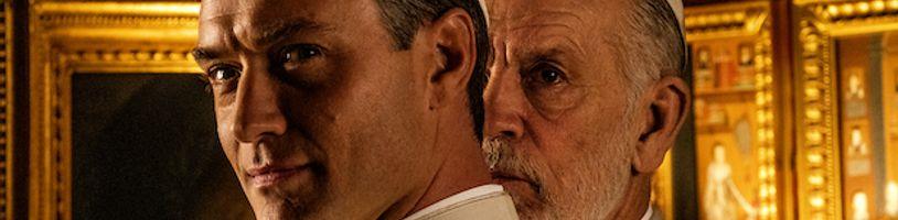 HBO ukazuje trailer na Nového pápeža, nástupcu Mladého pápeža