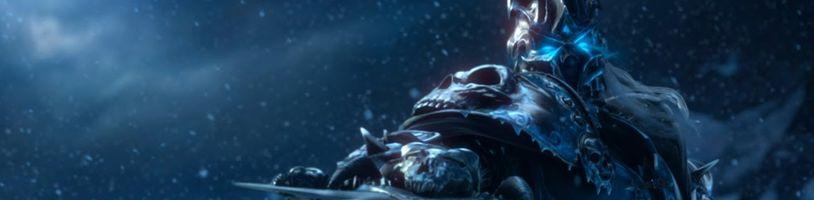 Mrazivý smutek hladoví ve World of Warcraft verzi deskové hry Pandemic