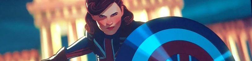 What if...? séria od Marvelu sa ukázala v prvých obrázkoch a videách