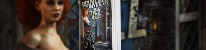 Banda zlodějů musí podstoupit velice riskantní akci ve fantasy románu Prokletá věž