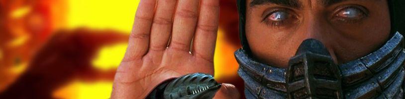Mortal Kombat není jen hra, ale i průměrný film